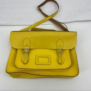 The Cambridge Satchel Company leather laptop bag